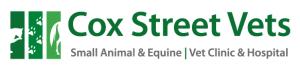 Cox Street Vets – Hamilton Logo